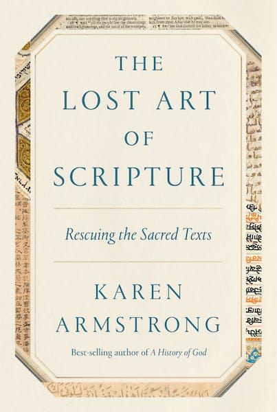 Karen Armstrong's latest book.
