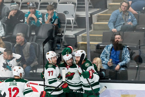 Wild vying for winning record on road trip in finale vs. Kings