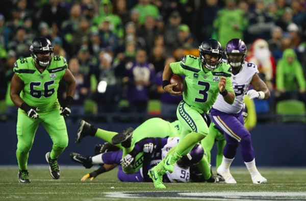 After Packers loss, Vikings-Seattle game carries enormous stakes