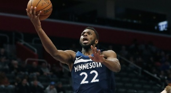 If you take Andrew Wiggins' past six games, he is averaging 29 points, 4.8 assists, 4.2 rebounds. More important is how Wiggins is achieving those p