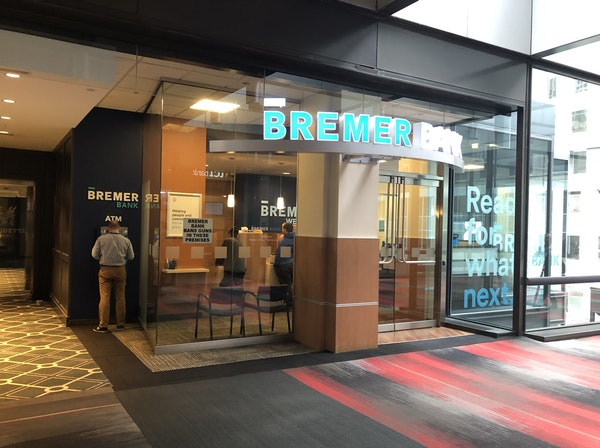 """Bremer Trust trustees say the charity faces an """"existential crisis"""" if it is unable to sell Bremer Bank."""