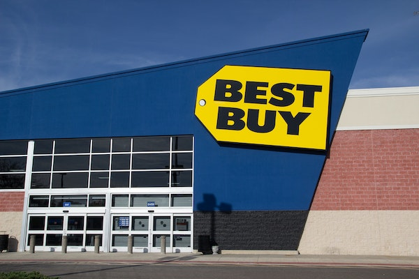 Best Buy has started holiday pricing.