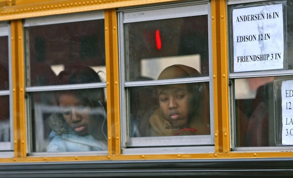 First Student's failure rate of 12% exceeded the statewide average. As a result, 141 buses from its fleet of 1,160 were pulled from the road until t