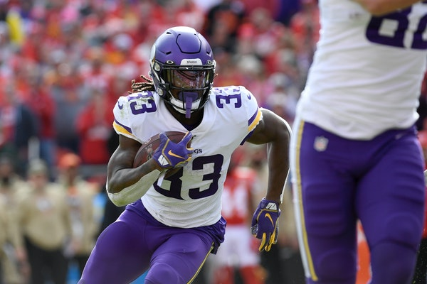 Running to the bank: Vikings' Cook, like Cowboys' Elliott, showing his worth
