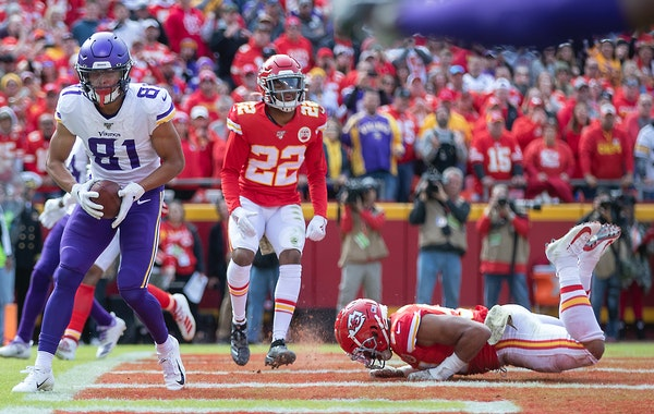 No cause for panic: Vikings well in the mix as playoff race gets exciting
