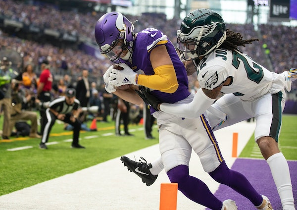 Thielen optimistic about playing against Kansas City