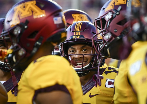 After nearly leaving Gophers, Winfield reaping this season's rewards