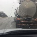 This tanker truck was pulled over on Nov. 4 by a police officer in Eagan who saw the man behind the wheel on his cellphone for at least a quarter-mile