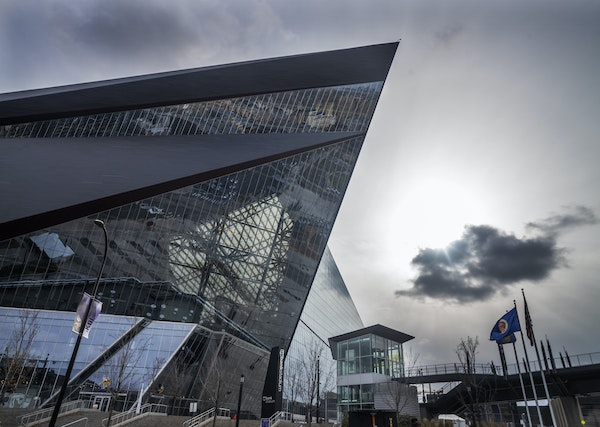 The Vikings said they would study the recommendations from the study on bird deaths in downtown Minneapolis.