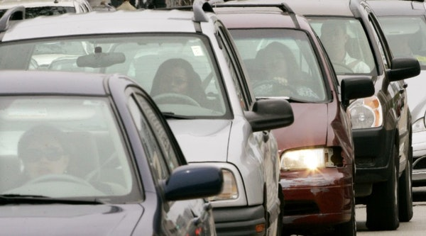 A few of the 1,556 drivers who failed to buckle up were ticketed twice in the same day.