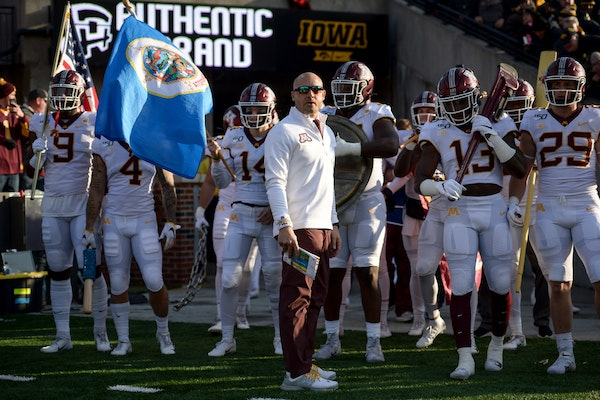New challenge for Gophers: Avoid the letdown after a heartbreak