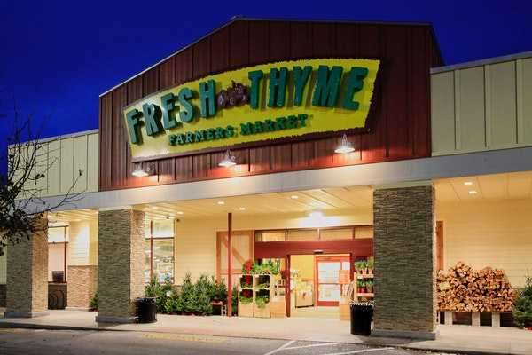 The tainted blackberries were sold at Fresh Thyme stores between Sep. 9 and Sep. 30.