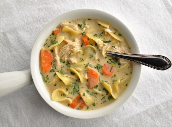 Get out the soup pot for a healing meal