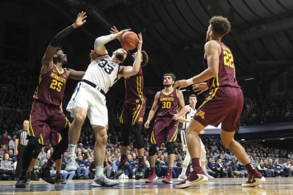Gophers need to give Oturu some help, get more from the bench