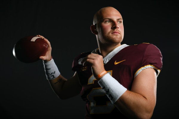 Gophers quarterback Tanner Morgan's historic sophomore season belongs on any list of best or most surprising developments in college football this s