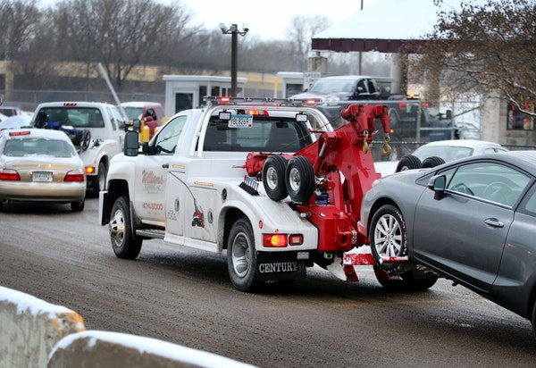 On Wednesday, the St. Paul City Council will consider a measure to increase towing charges.