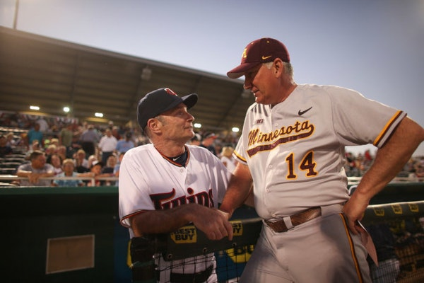 Twins will honor Gophers coach John Anderson at Diamond Awards