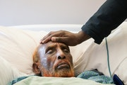 Salad Samatar is recovering at HCMC after a narrow escape from a Cedar-Riverside apartment fire that killed five others last week.