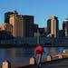 The downtown St. Paul skyline.