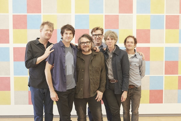 """Wilco's three-show stand in St. Paul this weekend will """"lean on"""" their new record, """"Ode to Joy."""""""