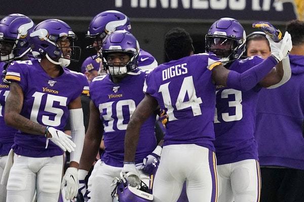 Podcast: What we learned from the Vikings' decisive win vs. Lions
