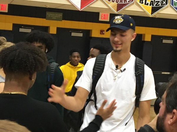 Garcia chooses Marquette, says 'he felt like part of the family'