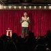 Moe Yaqub performed at the Acme Comedy club in Minneapolis.