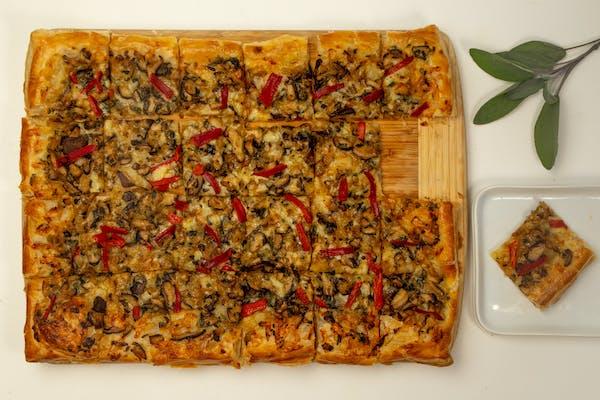 Recipe: Mushroom and Sage Puff Pastry Tart