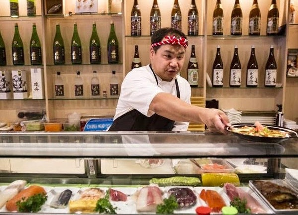 New North Loop sushi bar in the works from the team behind Sushi Fix