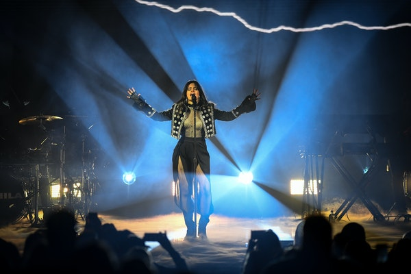 Camila Cabello made her local headlining debut at the State Theatre in 2018 and returns Monday as part of Jingle Ball.