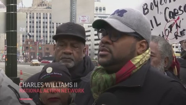 Activists denounce Kid Rock's tirade against Oprah