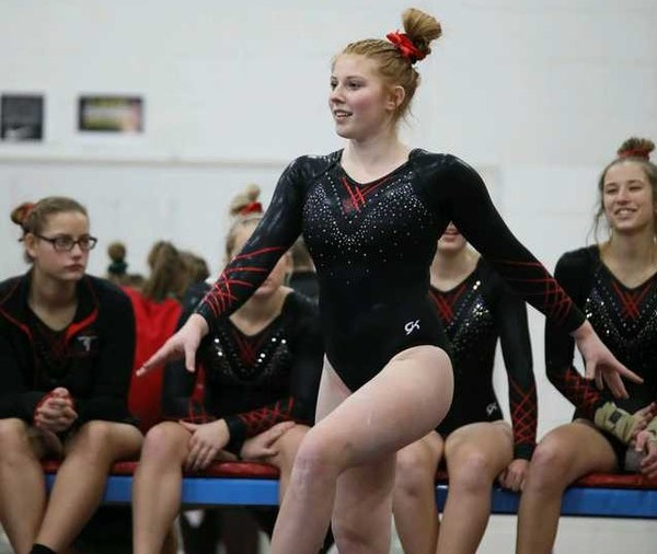 Becca Green of Annandale leads Athletes of the Week for Dec. 9-14