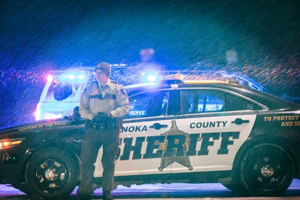 Anoka County officials said budget priorities included public safety, including the sheriff, corrections and dispatch.