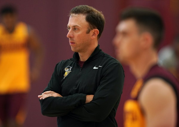 After his Gophers lost three games in a row, Richard Pitino got more bad news from a five-star in-state recruit.
