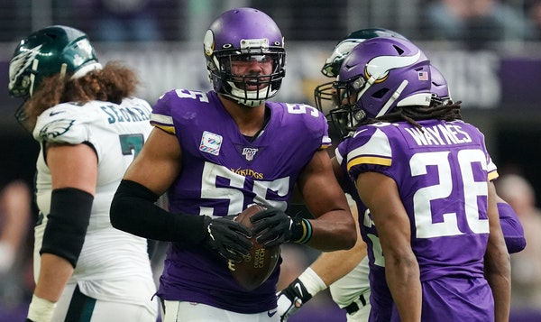 Vikings linebacker Anthony Barr will play the role of spy often when facing Russell Wilson and the Seahawks on Monday night.