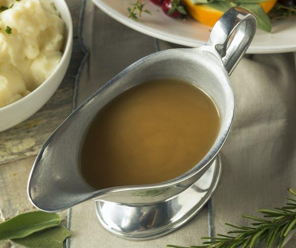 Recipe: Make-Ahead Turkey Gravy