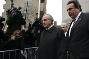 Bernard Madoff, left, who bilked investors out of billions, was an accomplished liar.
