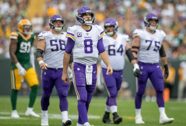 Vikings scenarios: From first-round bye to playing Packers to missing the playoffs