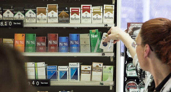 Taxing tobacco in Minnesota amounted to $605 million in 2018 alone, with an estimated $11.5 million coming from vape products.