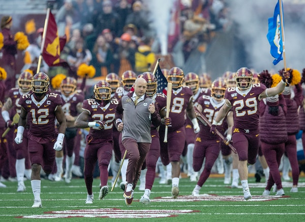 After a 10-2 season there is a bowl game yet to play. The Gophers will find out their destination on Sunday.