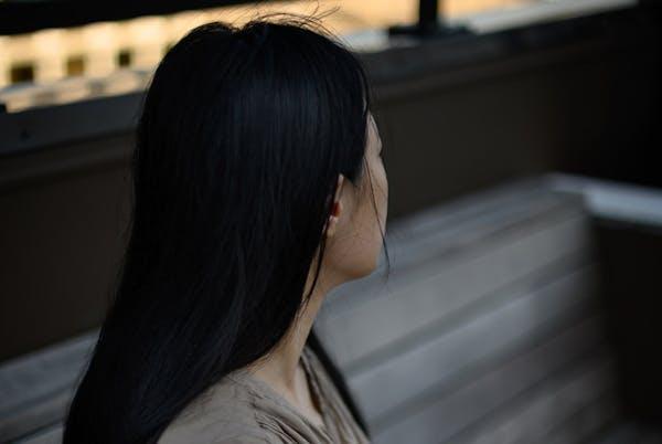 Liu Jingyao, a University of Minnesota student who accused the Chinese billionaire Richard Liu of rape, in Minneapolis, Aug. 4, 2019.