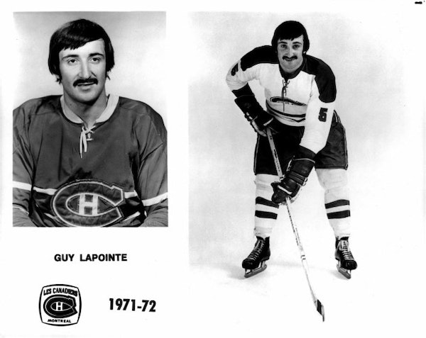 Wild amateur scout, Hall of Famer Lapointe diagnosed with oral cancer