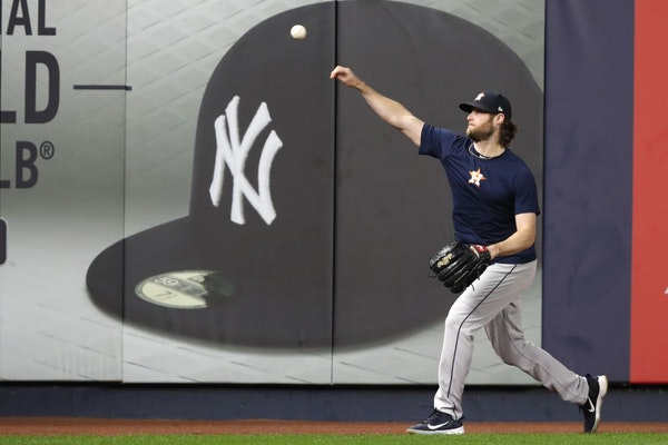 Former Houston pitcher Gerrit Cole and the New York Yankees agreed to a record $324 million, nine-year deal.
