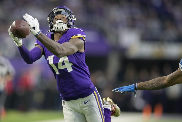 Change in offense makes Diggs one of NFL's biggest downfield threats