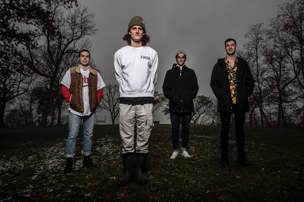 Pop-rock band Yam Haus quickly jumped from playing First Avenue's Best New Bands showcase in January to selling out the venue for a headlining show