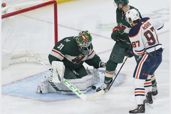 Postgame: Wild quiets Oilers' McDavid, Draisaitl