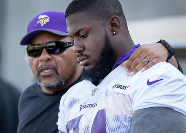 Souhan: Vikings' 'Rushmen' are a tribute to defenders past and present