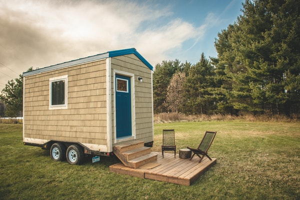 Plans to develop tiny home settlements in the Twin Cities are being based on the model of Community First! Village in Austin, Texas.