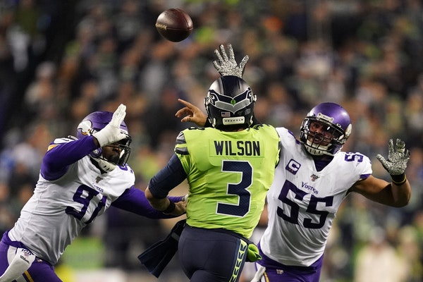 Podcast: Defensive letdown leads to Vikings loss in Seattle