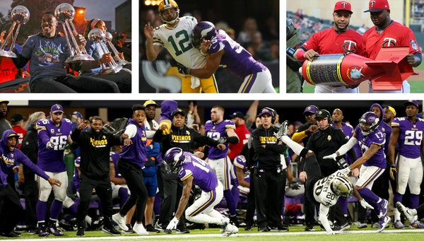 Minnesota sports in the 2010s: Let's start at the beginning